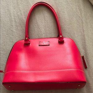Kate Spade Hot Pink Satchel